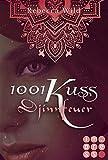 '1001 Kuss. Djinnfeuer' von 'Rebecca Wild'