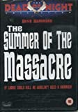 Summer Of The Massacre Cult Horror Movie DVD NEW