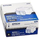 EPSON 環境推進トナー LPC3T18KPV ブラック Mサイズ 5,500ページ×2本パック LP-S8100/S7100シリーズ用