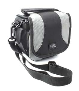 Housse de rangement + lanière réglable pour appareils photos numériques SLR Nikon y compris D3100, D7100 & D800 (boitier nu)