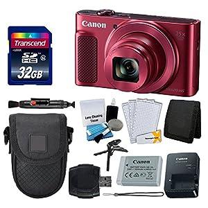 Canon PowerShot SX620 HS Digital Camera 32GB Memory Card, Point & Shoot Camera Case - Complete Bundle