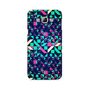 Ebby Abstract Wookmark Premium Printed Case For Samsung A3 2016