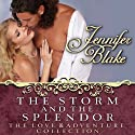 The Storm and the Splendor Audiobook by Jennifer Blake Narrated by Gale Van Cott