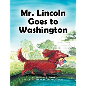 Mr. Lincoln goes to Washington