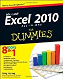 Excel 2010 All-in-One For Dummies (For Dummies (Computers)) by Harvey, Greg (2010) Greg Harvey