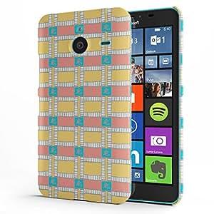 Koveru Back Cover Case for Microsoft Lumia 640XL - Ladders