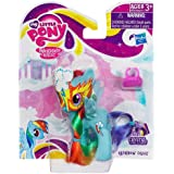 My Little Pony Crystal Princess Celebration: Rainbow Dash With Mask