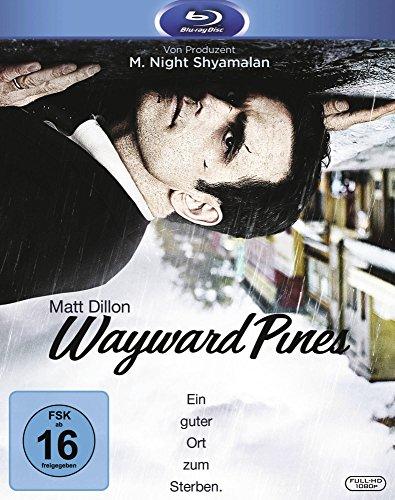 Wayward Pines - Season 1 [Alemania] [Blu-ray]