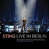 Live In Berlin (CD + DVD)par Sting