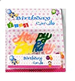IBZ Happy Small Birthday Candle