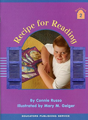 Recipe for Reading Workbook 2