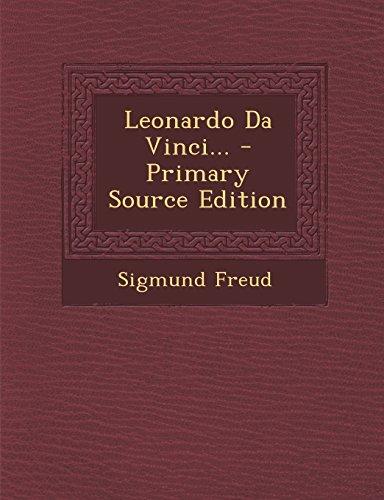 Leonardo Da Vinci... - Primary Source Edition front-860645