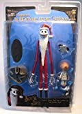 Nightmare Before Christmas NECA Santa Jack + Kid