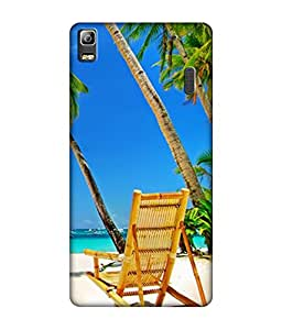 small candy 3d Printed Back Cover For Lenovo A7000 / K3 Note - Multicolor nature