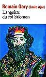 L'angoisse du roi Salomon par Gary