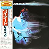 Jeff Beck - Wired - Japan import with OBI strip