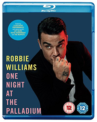 Robbie Williams - One Night At The Palladium [blu-Ray] - Zortam Music