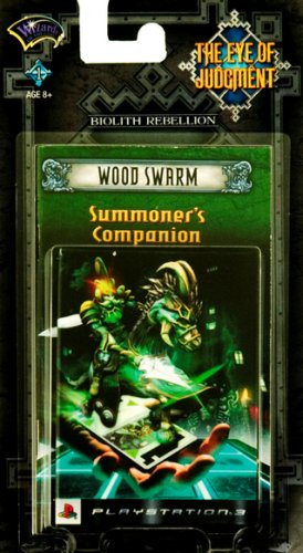 The Eye of Judgment: Wood Swarm Theme Deck