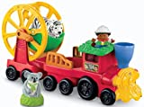 Fisher-Price Little People Musical Zoo Train Gift Set [1-4 Years]