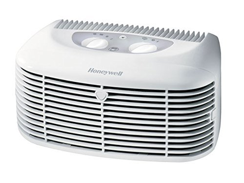 Honeywell HHT-0112 Compact Air Purifier with Permanent HEPA Filter
