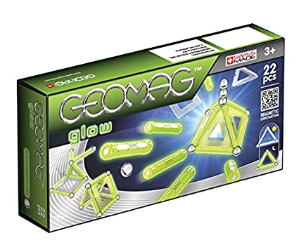 Geomag - 6817 - Glow - 22 Pièces
