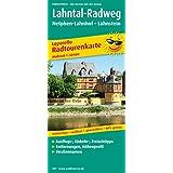 Radtourenkarte Lahntal-Radweg: Mit Ausflugszielen, Einkehr- und Freizeittipps, reissfest, wetterfest, GPS-genau. 1:50000