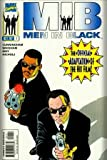 Men in Black No. 1 The Official Adaptation of the Hit Film (Will Smith/Tommy Lee Jones Art Cover)