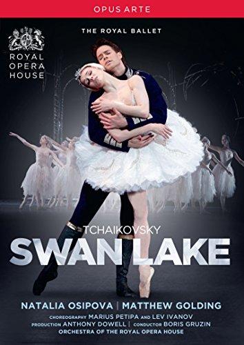 ロイヤル・バレエ ~チャイコフスキー:バレエ《白鳥の湖》[DVD]