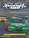 img - for Brickyard 400. August 5, 2000. Official pubblication of the Indianapolis Motor Speedway. book / textbook / text book