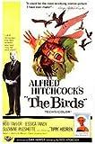 映画ポスター『ヒッチコックの鳥』サスペンスホラー巨匠