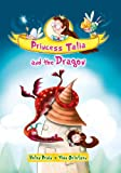 img - for Princess Talia and the dragon book / textbook / text book