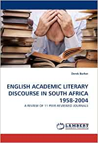 peer reviewed journals in english literature