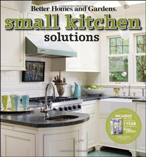 516 Jp1izEL Small Kitchen Solutions (Far better Houses &amp; Gardens Decorating) Reviews