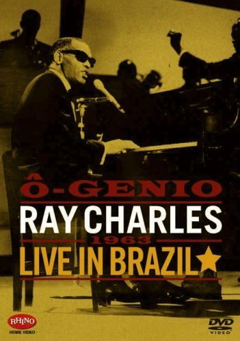 Ray Charles - O-Genio: 1963 Live in Brazil [DVD]