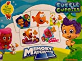 Bubble Guppies Memory Match Game