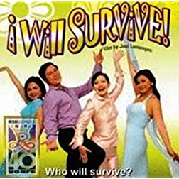 I will survive - Philippines Filipino Tagalog DVD Movie