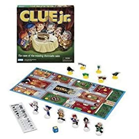 CLUE Jr!