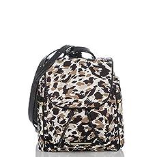 Serena Backpack<br>Brown Lunares
