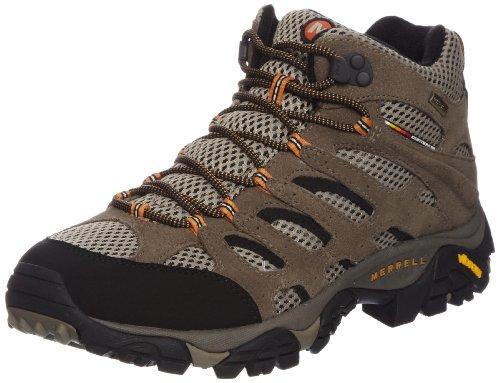 Merrell Men's MOAB MID GTX J86901 Sports Shoes - Hiking grey EU 48