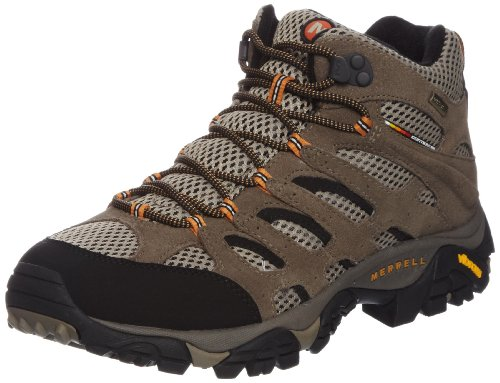 Merrell Men's MOAB MID GTX J86901 Sports Shoes - Hiking grey EU 48