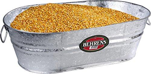 Behrens 2-OV 10-1/2-Gallon Oval Steel Tub