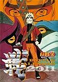 NARUTO -ナルト- 2011 コミックカレンダー 11/11発売