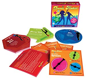 Dance Maker PJ Party Game from Schylling
