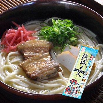 沖縄そば(ソーキそば)乾麺 200gX5袋セット(10人前)