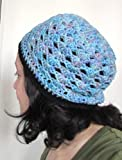 Supernova Beret Crochet Pattern