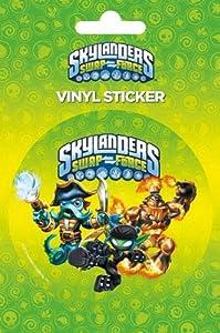 Skylanders Swap Force Logo Vinyl Sticker