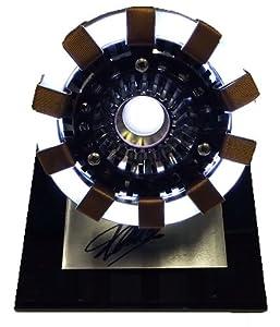 Buy Stan Lee Autographed Signed Ironman Arc Reactor Prop Stan Lee Hologram Avengers