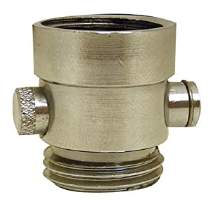 Danco 9DD089184X Shower On Off Push Button Flow Control Faucet Aerators And