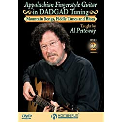 Appalachian Fingerstyle Guitar in DADGAD Tuning #2