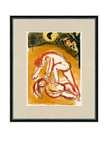 Marc Chagall: Kain And Abel
